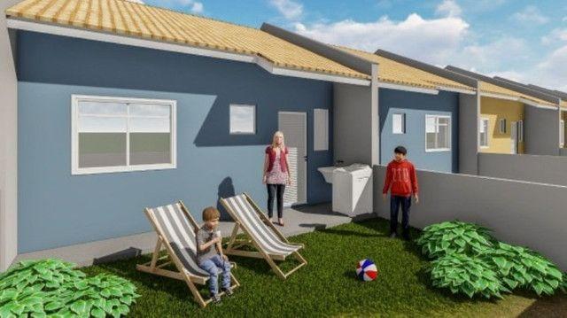 Lut- Sua casa com 2 quartos entrada em 24x!!! Saia do aluguel - Foto 3