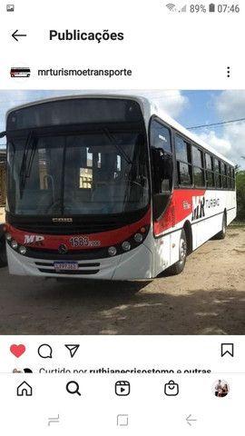 Ônibus 1722 eletrônico ano 2010  * - Foto 2