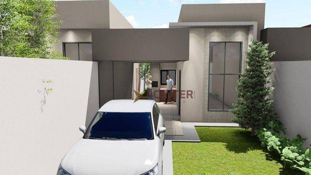 Casa à venda, 150 m² por R$ 280.000,00 - Parque São Jorge - Aparecida de Goiânia/GO - Foto 4