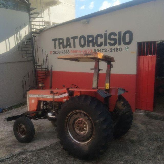 TRATOR 275 1995 - Foto 4