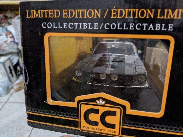 Miniatura Jada 1/18 - 1967 Shelby Gt-500 Limited Edition - Foto 4