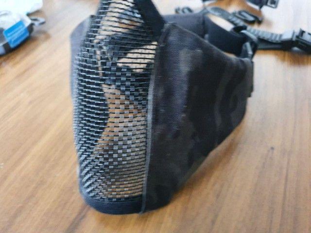 MEGA PROMOÇÃO!!! mascara de tela para proteção  - Foto 2