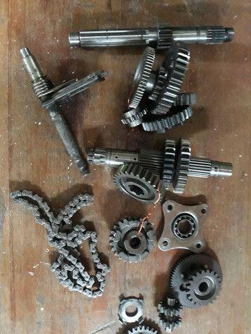 Motor Honda XR 250 Tornado , desmontado com procedência, sem o cabeçote ! - Foto 12