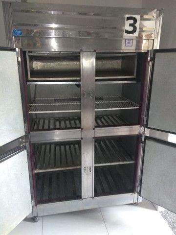 Geladeira/Refrigerador 4 portas  - Foto 2