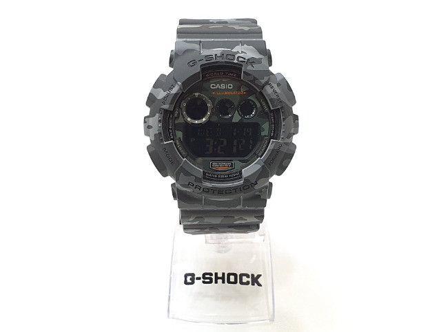 Relógio G-Shock Camuflado - Foto 2
