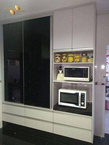 Casa com 5 dormitórios à venda, 490 m² por R$ 2.200.000,00 - Condomínio Florais Cuiabá Res - Foto 9