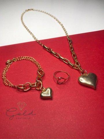 Dia dos Namorados Gold Semijoias!  - Foto 6