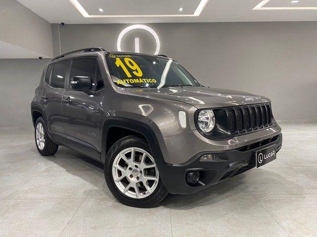 Jeep Renegade Sport 2019 Automático Único dono !!