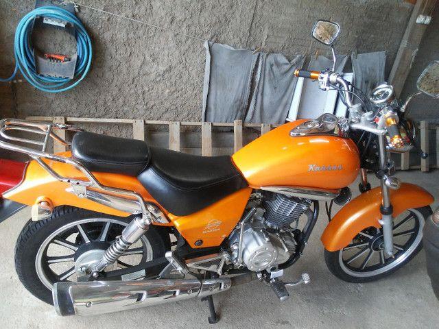 Vendo moto kansas