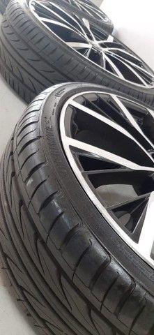 Torro!Rodas aro 20 do Audi R8  e pneus - Foto 2