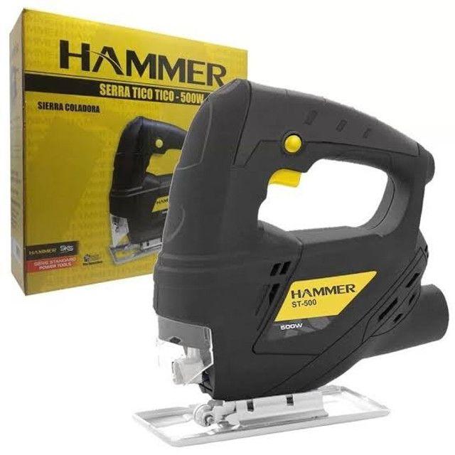 Serra Tico-tico Hammer 400w