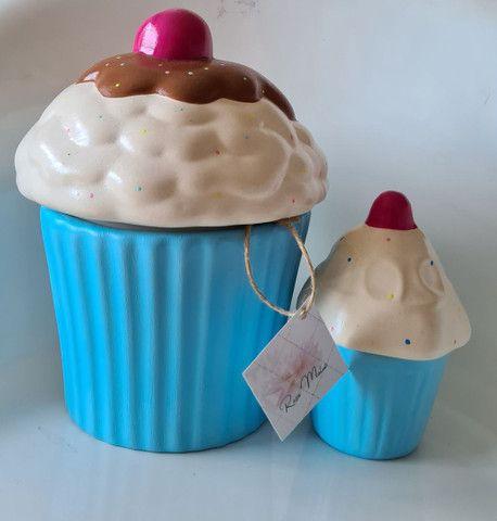 Conjunto de Cupcakes