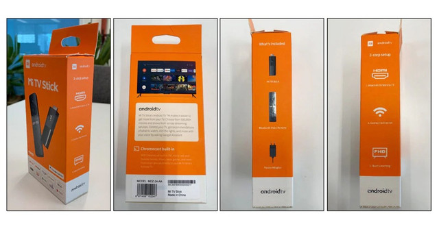 Tvbox Xiaomi Mi Tv Stick Android Tv Full Hd Original Novo - Foto 2