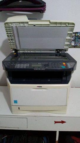 Vendo essa Impressora Kyocera - Foto 4