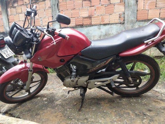 Vendo ou Troco Factor 125cc Completa Em Dias. - Foto 2