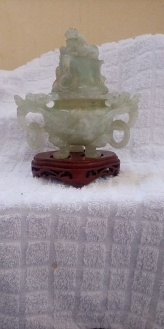 Incensario de jade - Foto 5