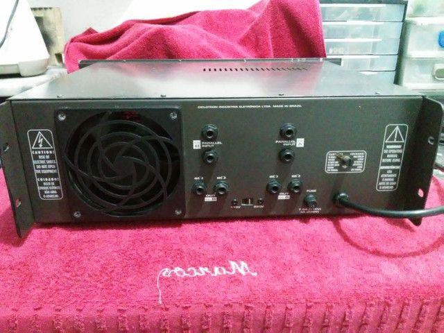 Amplificador WATTSOM DBS 2000 NOVÍSSIMO - Foto 3