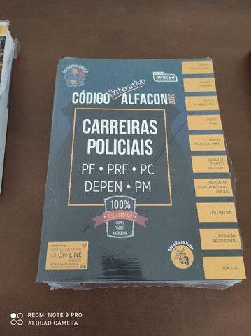 Kit Apostilas Alfacon Prf 2021 - Foto 3