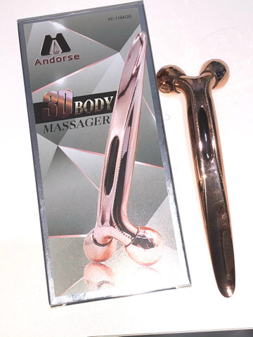 Massageador manual 360