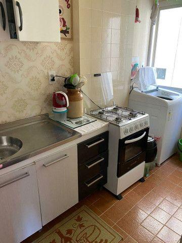 Vendo apartamento 1 dormitório mobiliado quadra mar de Balneário Camboriú SC  - Foto 4
