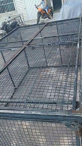 Vendo gaiola gigante $800 reais