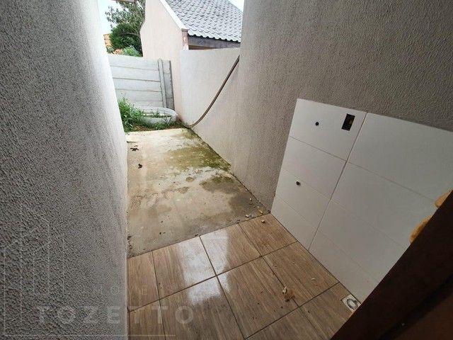 Casa para Venda em Ponta Grossa, Neves, 2 dormitórios, 1 banheiro, 1 vaga - Foto 10