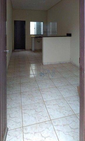 Apartamento com 45m² no Jardim Nova Barra em Barra do Garças-MT - Foto 3