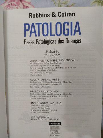 Vende-se livro de Patologia ( bases patológicas das doenças ) - Foto 2