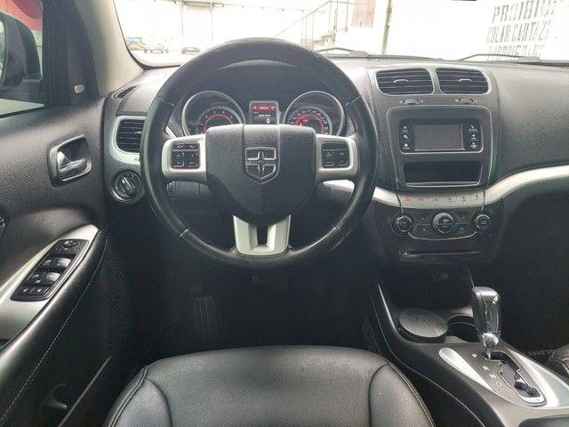 JOURNEY 2011/2012 3.6 RT V6 GASOLINA 4P AUTOMÁTICO - Foto 12