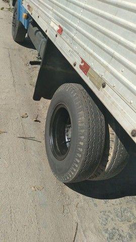 Vendo caminhão 608, ano 78 - Foto 9