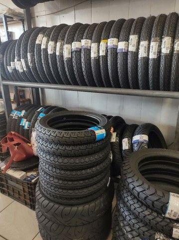 Pneus de moto e produtos para borracharia - Foto 2