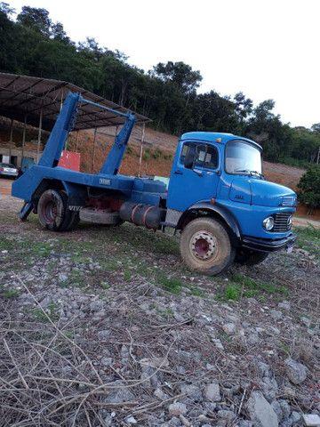 Caminhão MB 1313 ano 81/81   - Foto 5