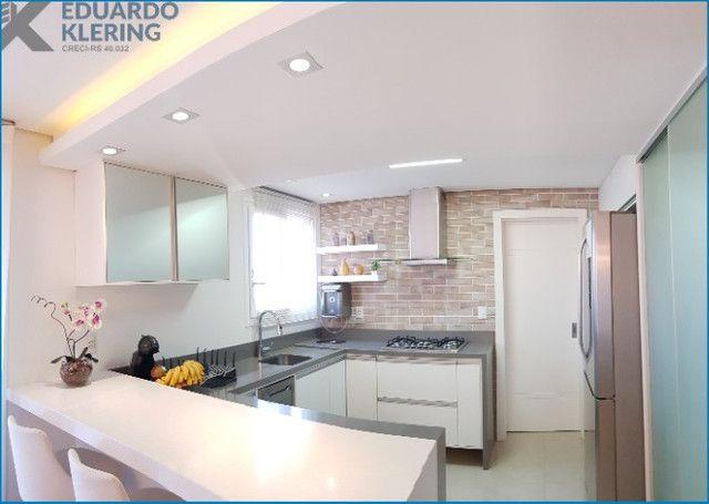 Apartamento com 3 dormitórios, 2 vagas, sacada com churrasqueira, infra completa, Dubai - Foto 4