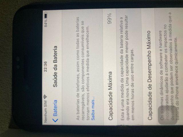 iPhone SE 2geracao 64gb zerado - Foto 3
