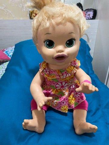 Boneca Comilona Baby Live - Foto 2