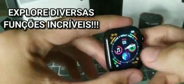 Smartwatch Digital (Iwo W26 / Tela Infinita) Produto Original - Frete Grátis!