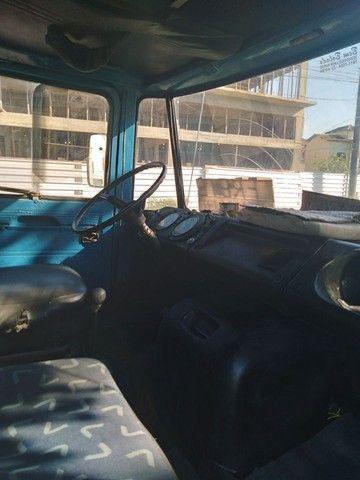 Vendo caminhão 608, ano 78 - Foto 17
