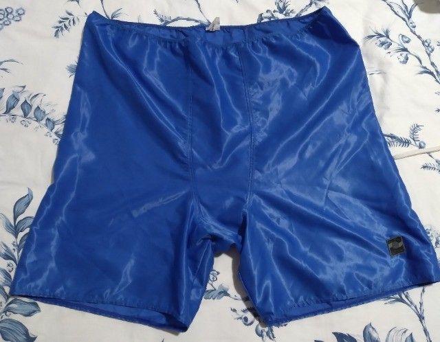 Shorts esportivos para aquecimento muscular da Cribb - Foto 3