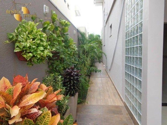Casa com 5 dormitórios à venda, 490 m² por R$ 2.200.000,00 - Condomínio Florais Cuiabá Res - Foto 17