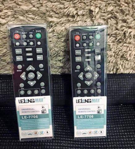 Controle remoto universal para televisores