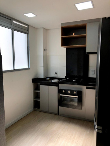 Apartamento novo com 2 dorm. semi-mobiliado, decorado pronto pra morar - Areis-São José - Foto 5