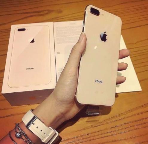Iphone 8 Plus em até 12x Novo Lacrado Na caixa, Modelo com 1 ano de Garantia