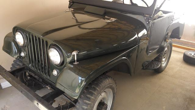 Ford Jeep (willys) 1971 100% original
