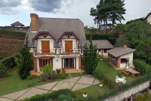 Casa em condomínio , 3 dorm + 3 quartos externos, linda vista com churrasqueira - Foto 5
