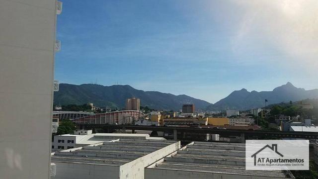 Apartamento residencial para locação, São Cristóvão, Rio de Janeiro.