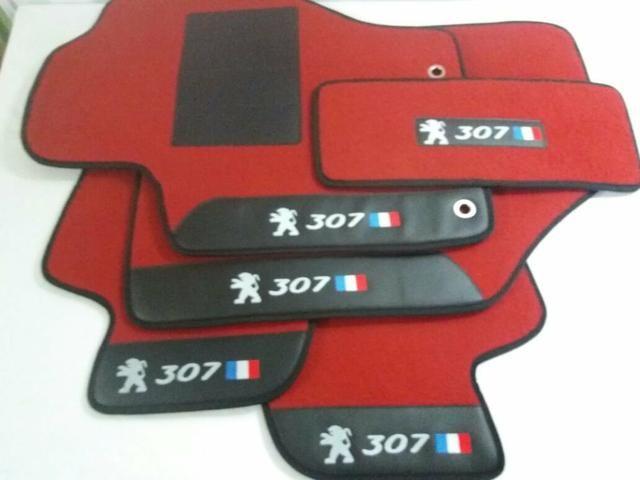 Jogo de tapetes Peugeot 307