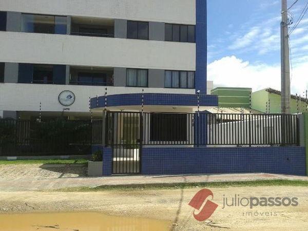 Apartamento  com 3 quartos no Condomínio Pérolas do Atlântico - Bairro Atalaia em Aracaju
