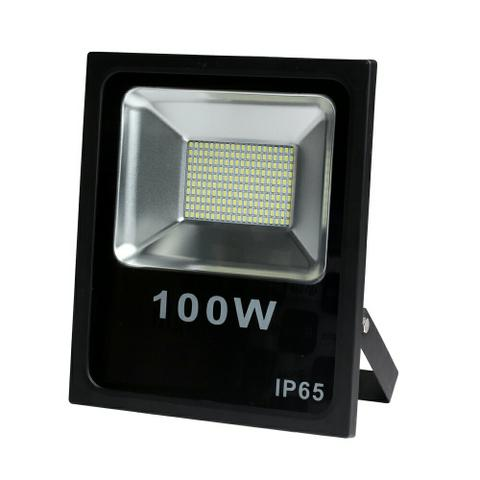 Refletor holofote led 100w