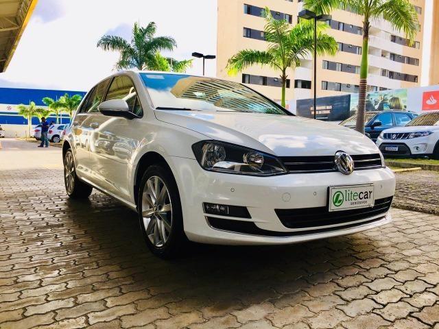 Vw - Volkswagen Golf Highline TSI 1.4 - Carro Extra!!!!!!