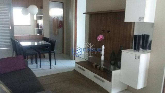 Casa com 2 dormitórios à venda, 49 m² - Planalto Horizonte - Horizonte/CE - Foto 8
